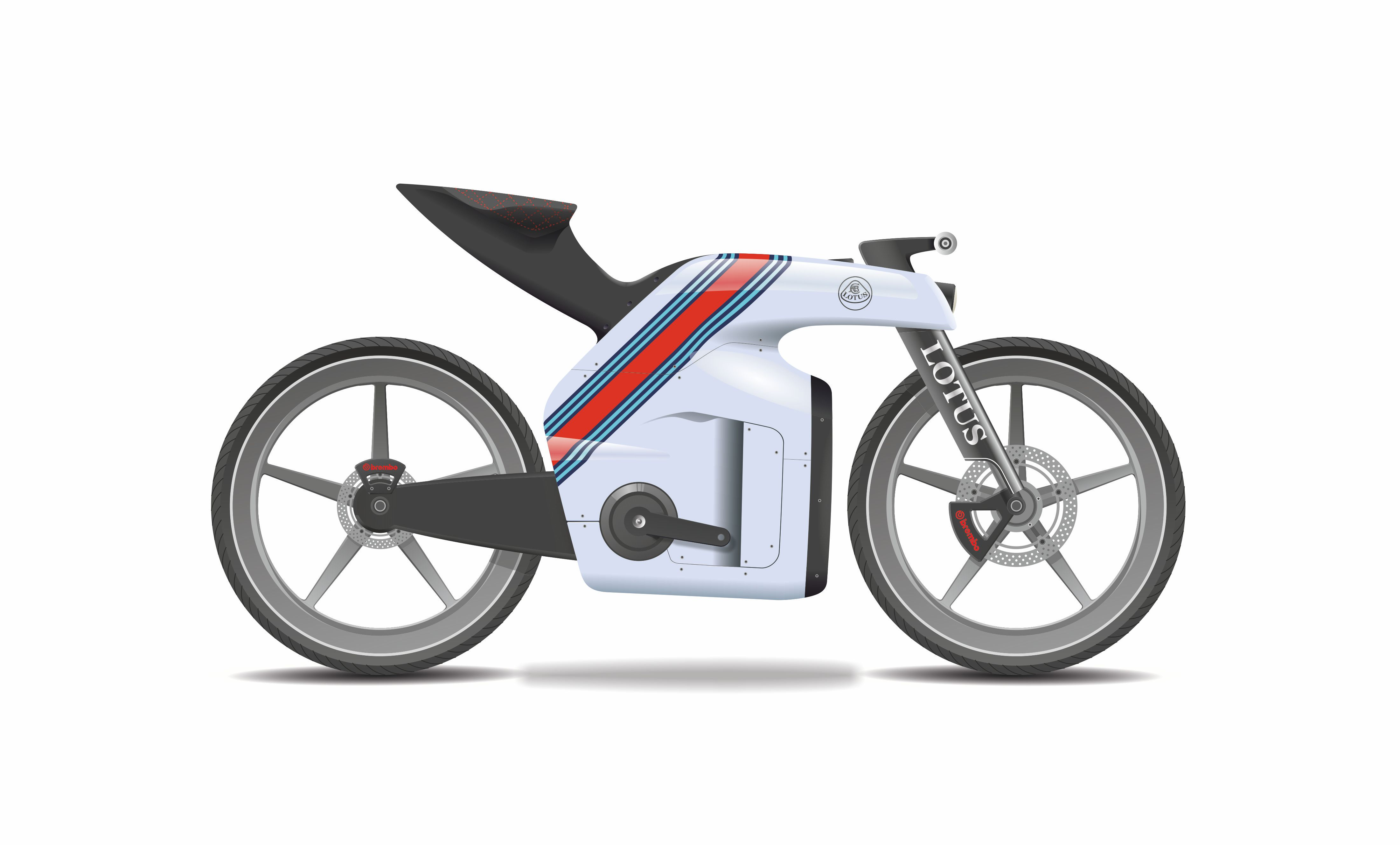 Lotus B 01 Electric Bicycle Concept For Lotus Motorcycle