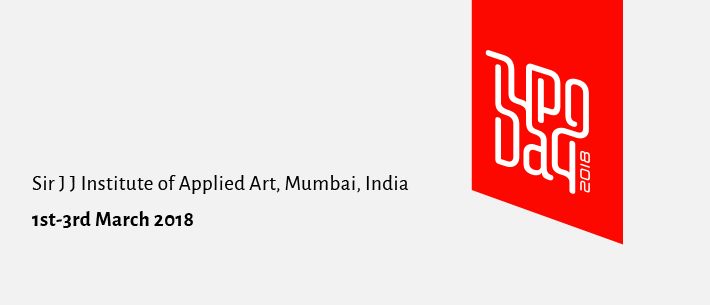 TypoDay 2018 @ Typography Day 2018 | Mumbai | Maharashtra | India