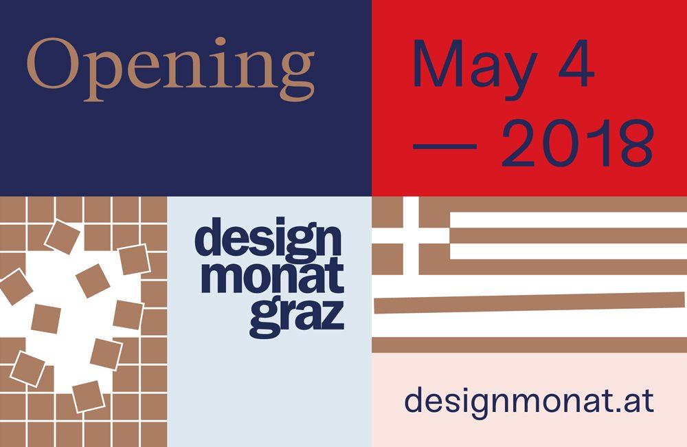 Designmonat Graz 2018 @ Designmonat Graz 2018 | Graz | Styria | Austria